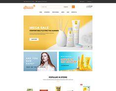 """Check out new work on my @Behance portfolio: """"Ap Sunscreen Prestashop Theme - apollotheme.com"""" http://be.net/gallery/43897467/Ap-Sunscreen-Prestashop-Theme-apollothemecom"""