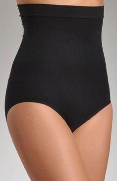 Skweez Couture by Jill Zarin Waist 'D Away-High Waist Upper Body Shaping Brief (SW-260)