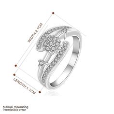 Wholesale Free Shipping silver plated Ring,silver plated Fashion Jewelry engagement wedding Ring SMTR657,   Engagement Rings,  US $3.29,   http://diamond.fashiongarments.biz/products/wholesale-free-shipping-silver-plated-ringsilver-plated-fashion-jewelry-engagement-wedding-ring-smtr657/,  US $3.29, US $3.13  #Engagementring  http://diamond.fashiongarments.biz/  #weddingband #weddingjewelry #weddingring #diamondengagementring #925SterlingSilver #WhiteGold
