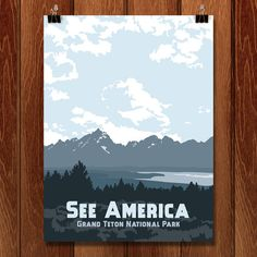 All Prints | See America - $35.00