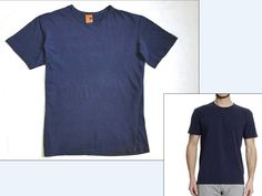 """MEN'S MAURO GRIFONI """"ITALY"""" ~WEEKEND CASUAL LUXE~ COTTON TEE T-SHIRT TOP $125 S #MAUROGRIFONI #TSHIRT"""