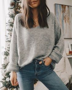45 Winter Outfits to Shop Now Vol. 7 / 45 2019 45 Winter Outfits to Shop Now Vol. 7 / 45 The post 45 Winter Outfits to Shop Now Vol. 7 / 45 2019 appeared first on Sweaters ideas. Mode Outfits, Trendy Outfits, Fashion Outfits, Chic Outfits, Classy Outfits, Dress Fashion, Gray Outfits, Paper Fashion, Outfits 2016