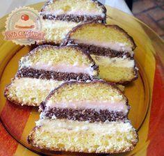 Bogyi néni méteres kalácsa Hungarian Recipes, Cake Cookies, Vanilla Cake, Cookie Recipes, Goodies, Food And Drink, Favorite Recipes, Sweets, Baking