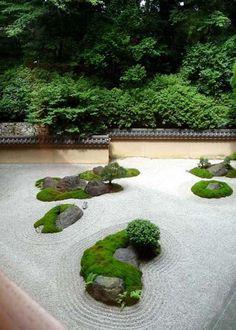 Japanese garden at Hyatt Regency Kyoto