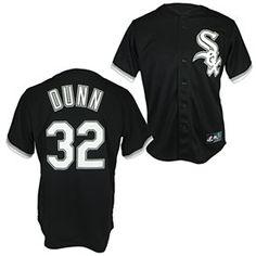 22ae82e94 Get this Chicago White Sox Adam Dunn Alternate Replica Jersey at  ChicagoTeamStore.com