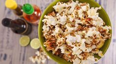 You'll laugh, you'll cry, you'll wish you had a second helping of the maple-bacon popcorn BECAUSE THERE'S BACON ON THE POPCORN