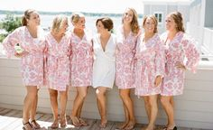 Bridesmaid Day-Of outfits | Photography by Verdi