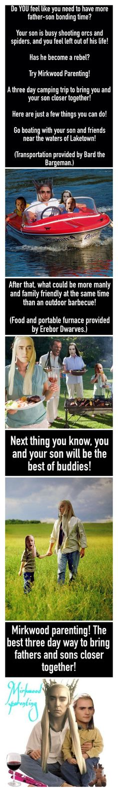NOTE: PICTURES DO NOT BELONG TO ME! I wish I could give credit, but I honestly just found them around on the internet. The words however were done by me! ~ @TrollinLegolas   The Hobbit   Lord of the Rings   Humor   Legolas   Thranduil   Elrond   Lindir / Figwit