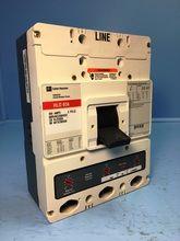 Cutler-Hammer HLD3500 500A Circuit Breaker w/ 500 Amp Trip Westinghouse HLD3500F (Qty 1)