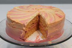 Orange Sunset Cake
