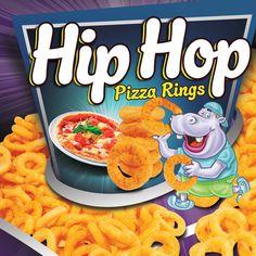 Hip Hop Corn Puffs Packaging on Behance