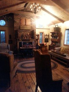 fireplace http://media-cache-ak0.pinimg.com/originals/b1/ee/8d/b1ee8d107ba06cb245dd6ed9f86bab8b.jpg #PrimitiveHomes