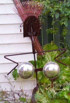 Rakey Woman Bird Feeders, Woman, Outdoor Decor, Flowers, Plants, Home Decor, Homemade Home Decor, Flora, Plant