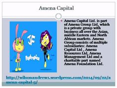As mentioned, Amena Group doesn't forget about disadvantaged communities and helps them through the Amena Foundation.