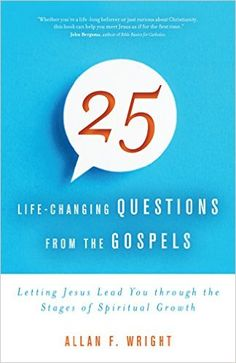 There's nothing quite like a pointed question to elicit an honest answer. Jesus used questions throughout his ministry, not to find out something he didn't know, but to probe into people's deepest, most unsettled spaces. Biblical scholar and retreat leader Allan F. Wright organizes twenty-five questions Jesus asked into five spiritual stages that will lead you on the road to discipleship.
