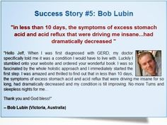 Natural Heartburn Remedies: Cure Acid Reflux and Achieve LASTING Freedom From ...