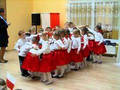 Przedszkole Bajkowy Świat w Jasieńcu-Polonez - YouTube Youtube, Education, Music, Winter, Christmas, Musica, Winter Time, Musik, Muziek