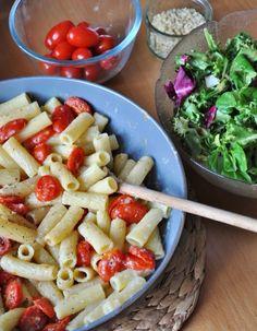 #garlic #cream #pasta
