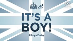 Baby boy for Britain's William and Kate July 22, 2013 - Prince George Alexander Louis