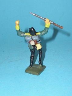 2380 – Lineol Soldat rückwärts fallend 7,5cm Serie Sehr Gut   eBay