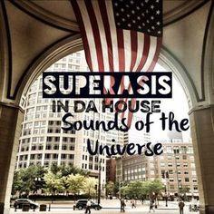 201.-Sonidos Del Universo -RADIOSHOW-by Superasis@Manhattan, NYC#9th September…
