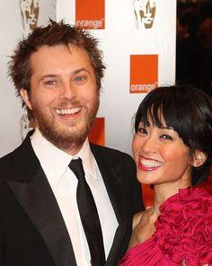 Duncan Jones& girlfriend