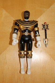Power Rangers Gold Ranger