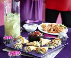 Cheese & jalapeno bites with salsa & mojitos recipe - Recipes - BBC Good Food Jalapeno Bites, Stuffed Jalapeno Peppers, Jalapeno Recipes, Beef Sirloin, Mojito Recipe, Bbc Good Food Recipes, How To Make Cheese, Appetisers, Food Hacks