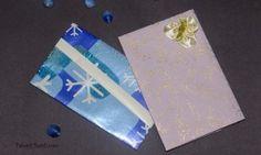 Origami Rectangular Letter Holders