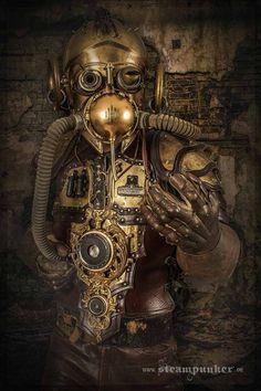 Steampunk Einblicke (Bild 3/34)