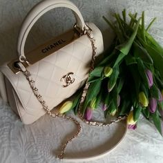 Chanel trendy cc flap bag