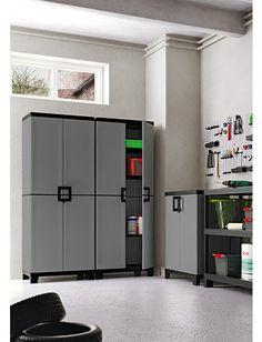Opbergkast Up van KIS Decor, Furniture, Lockers, Cabinet, Storage Cabinets, Garage Storage Cabinets, Locker Storage, Room Divider, Storage