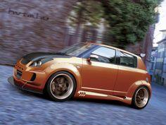 Suzuki Swift Tuning, Suzuki Swift Sport, Japanese Cars, Rally Car, Racing, Wheels, Ideas, Style, Autos