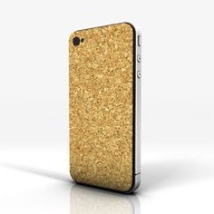 iPhone 4/4S Cork Board now featured on Fab.