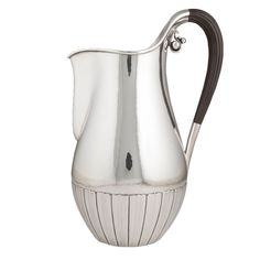 1stdibs - Extra Large GEORG JENSEN Silver Cosmos pitcher explore items from 1,700  global dealers at 1stdibs.com