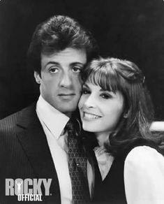Silvester Stallone Rocky Balboa & wife Silvester Stallone Rocky Balboa & wifeYou can find Rocky balboa and more on our website.Silvester Stallone Rocky Balboa & wife S. Rocky Balboa Movie, Rocky Balboa Poster, Rocky Balboa Quotes, Rocky Ii, Citations De Rocky Balboa, Rocky And Adrian, Sylvester Stallone Quotes, Rocky Series, Movie Stars