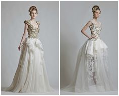 AP Spotlight: Wedding Dress Designer- Krikor Jabotian