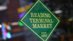 Reading Terminal Market - Philadelphia, PA.  A Philly landmark.