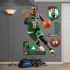 Rajon Rondo - No. 9, Boston Celtics