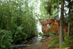This is a different cabin in Orve Gla, Sweden :)