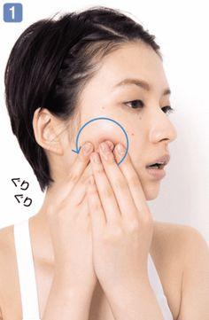 Massage Tips, Self Massage, Face Massage, Health Diet, Health Fitness, Pale Face, Face Yoga, Acne Prone Skin, Light Skin