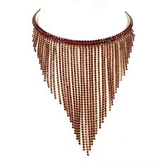 Fringe Necklace, Brass Necklace, Brass Jewelry, Choker Jewelry, Jewellery, Amrita Singh, Composition, Drop, Jewelry Branding