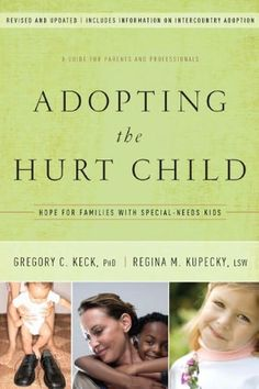 A book about how adoption and foster care can heal a child.