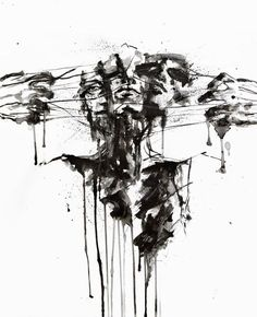 drawing restraint II by agnes-cecile   art