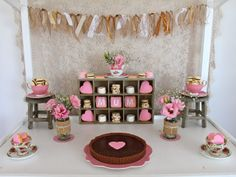 Mother's day Afternoon Tea party by Nicole