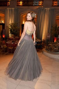 Suzy Kellems Dominik in a #vintage original 1951 Marcel Rochas gown at the @San Francisco Ballet Opening Night Gala (2012)