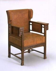 Date:  1900 Artist/Maker:  Eckmann, Otto, born 1865 - died 1902 (designer) Bing, Siegfried, born 1838 - died 1905