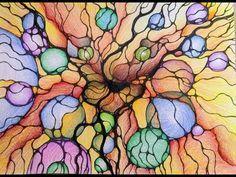 Meditation Youtube, Galaxy Art, Animal Totems, Art Tutorials, Colored Pencils, Watercolor Art, Graphic Art, Art Projects, Doodles
