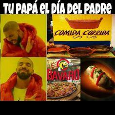 Tu papá ya sabe lo que quiere este #DíadelPadre ir al @ELBAVARO #meme    #SiMiPapáFueraTuitero