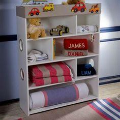 HAMMOND KIDS | Boys Book Shelf - Furniture - 5rooms.com